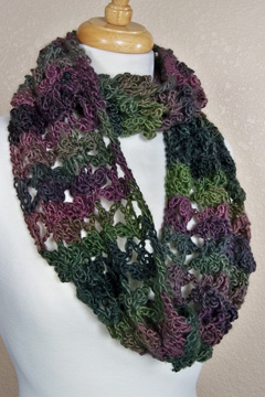 Unforgettable Trefoil Cowl