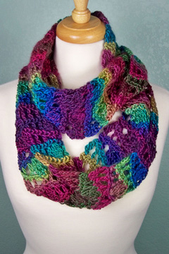 Unforgettable Waves Cowl