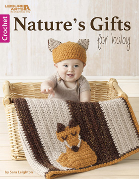 Nature's Gifts for Baby front cover