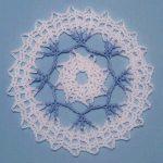 Bruges Lace crochet
