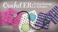 repairing crochet