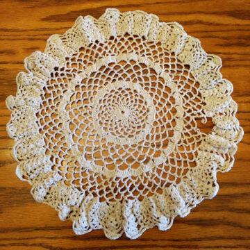 crochet repairs