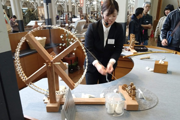 Drop Spindle spinning wheel