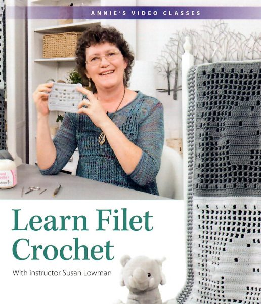 Learn Filet Crochet