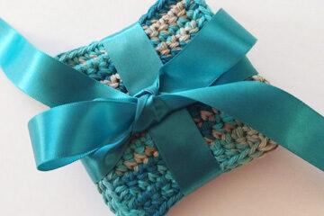 Single Crochet Coasters Set