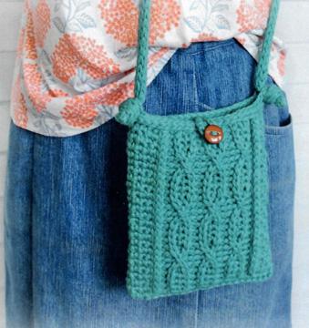 Chattermark Bag