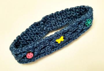 Live Loop Cables Headband