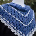 crochet cowlette